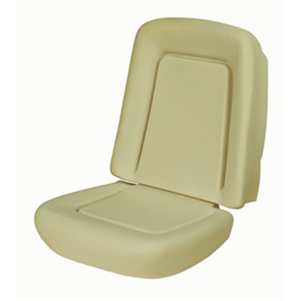 1967 68 Standard Seat Foam 1 Set Classic Car Interior