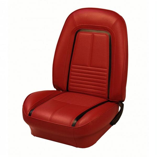 Camaro Deluxe Sport Seat Covers on Custom Dodge Dakota Seat Covers