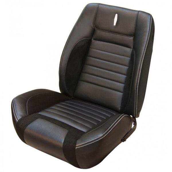 1968 camaro seat covers sport r deluxe vinyl full set classic car interior. Black Bedroom Furniture Sets. Home Design Ideas