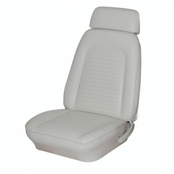 tmi 1969 camaro seat covers standard full set classic car interior. Black Bedroom Furniture Sets. Home Design Ideas