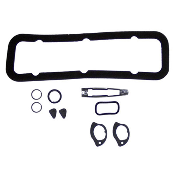 1967 camaro standard paint gasket set  classic car interior