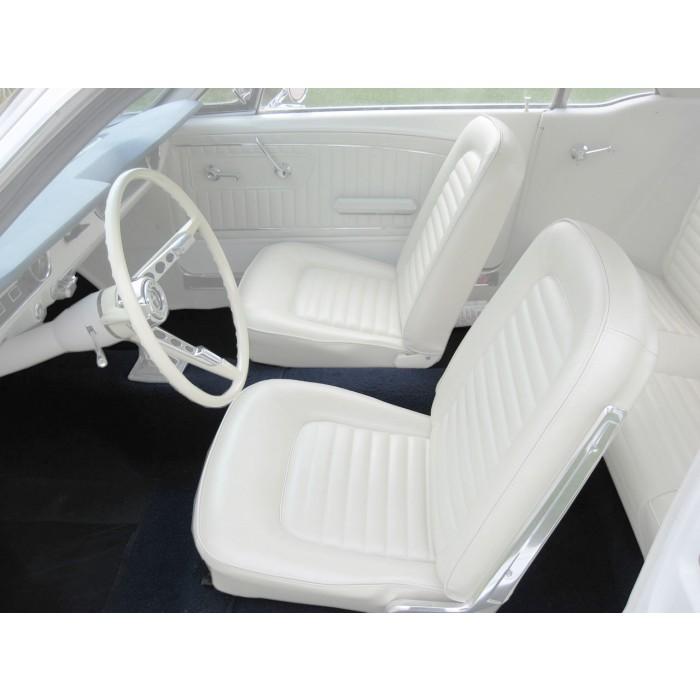 1964 1 2 mustang molded carpet kit classic car interior. Black Bedroom Furniture Sets. Home Design Ideas