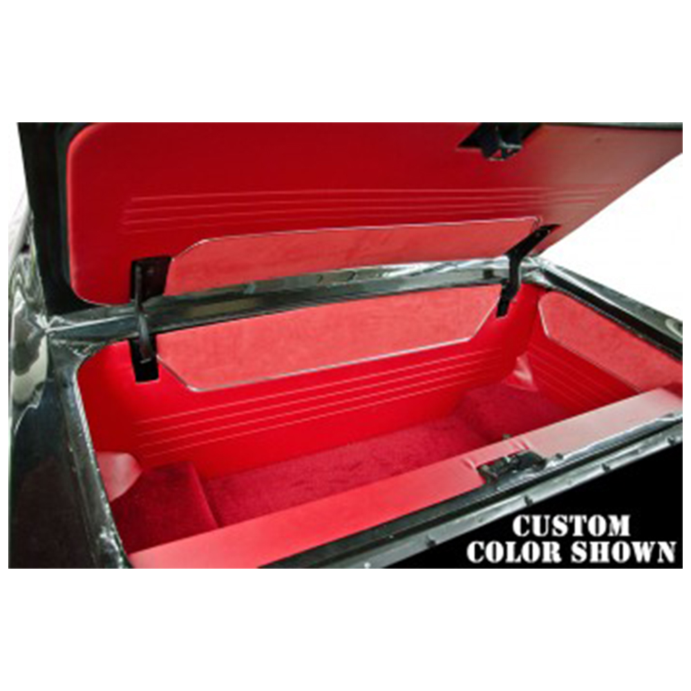 1968 mustang trunk parts classic car interior. Black Bedroom Furniture Sets. Home Design Ideas
