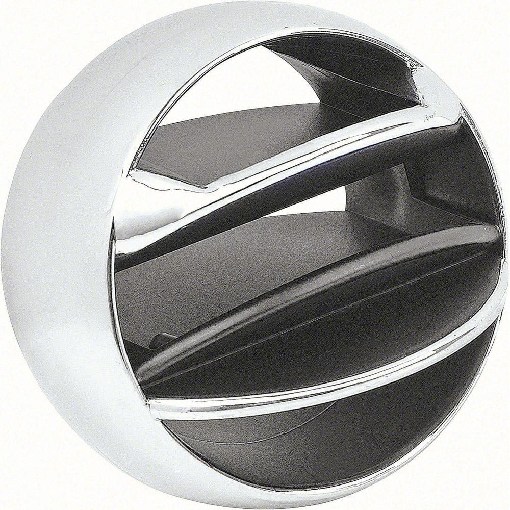 1965 77 Gm Chrome Dash Ac Vent Ball Classic Car Interior