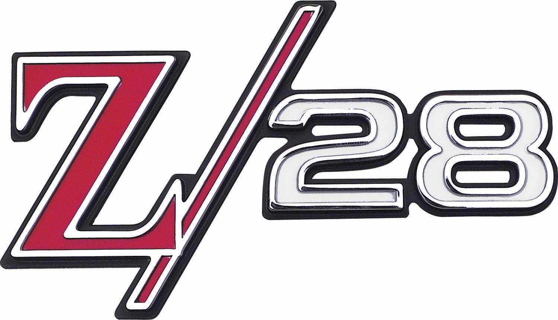1969 Camaro Z28 Grille Emblem Classic Car Interior