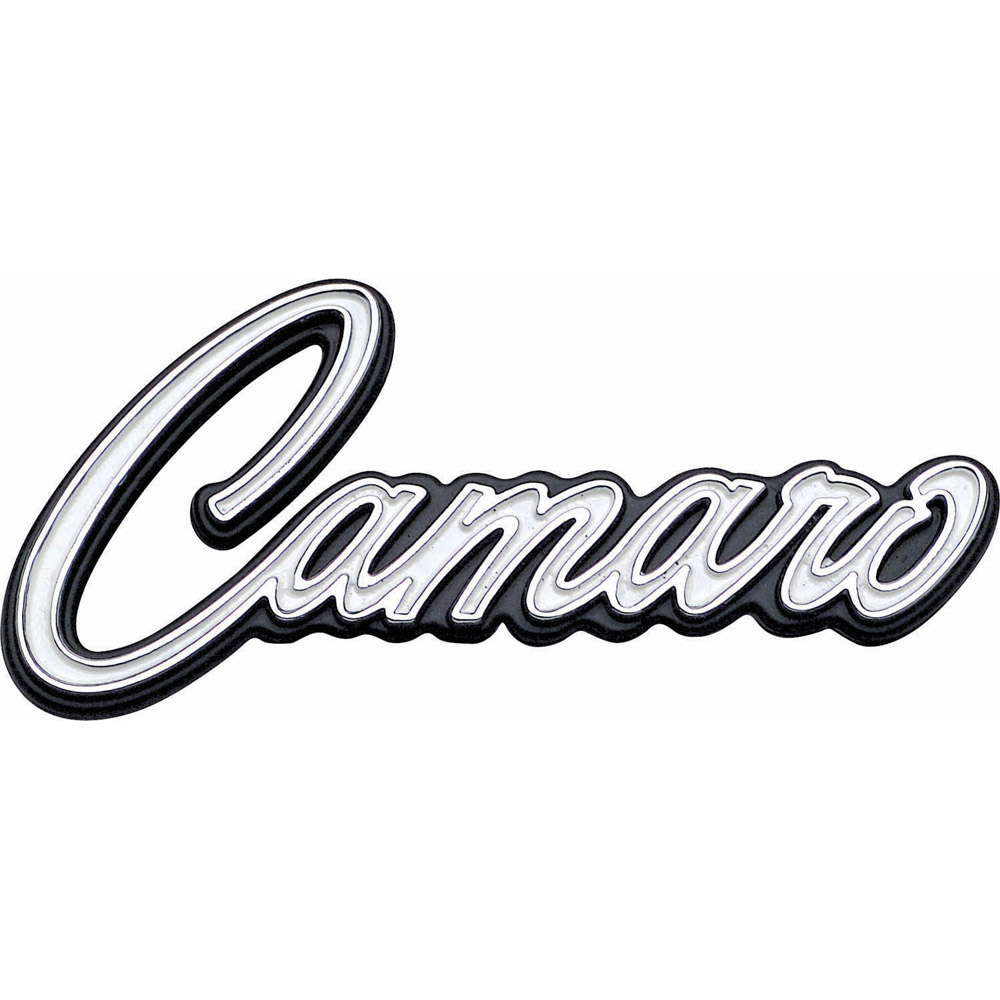 1969 camaro emblems  u0026 decals  classic car interior
