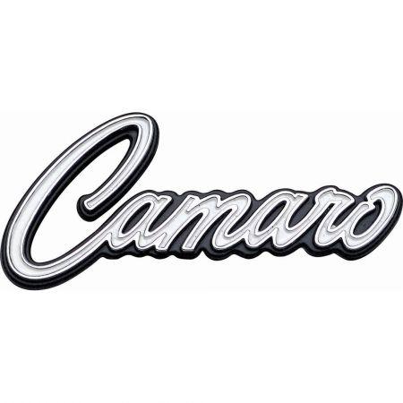 1969 Camaro Dash Panel Emblem
