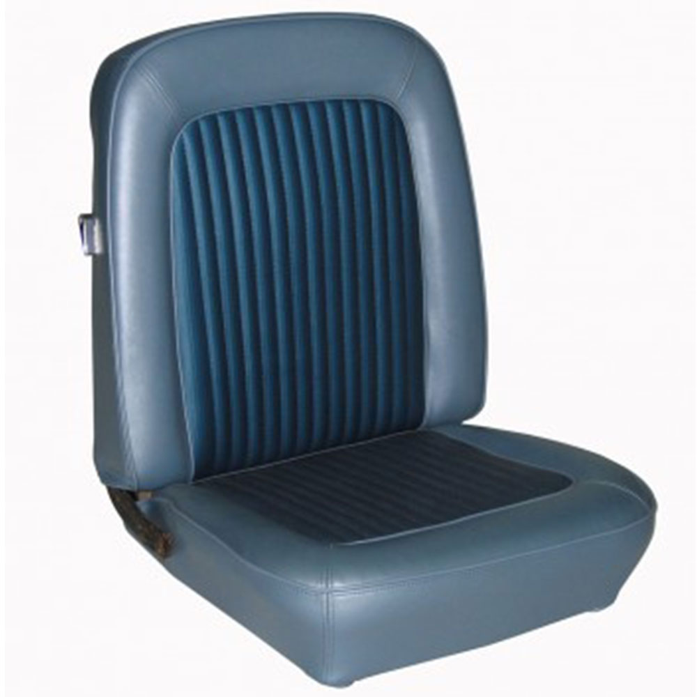 1968-1977 Bronco Standard Seat Covers: Classic Car Interior