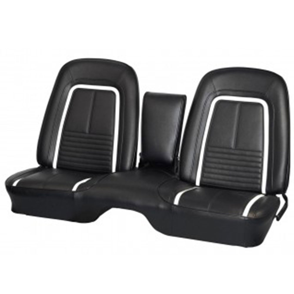 Tmi 1967 Camaro Bench Seat Covers Deluxe Full Set