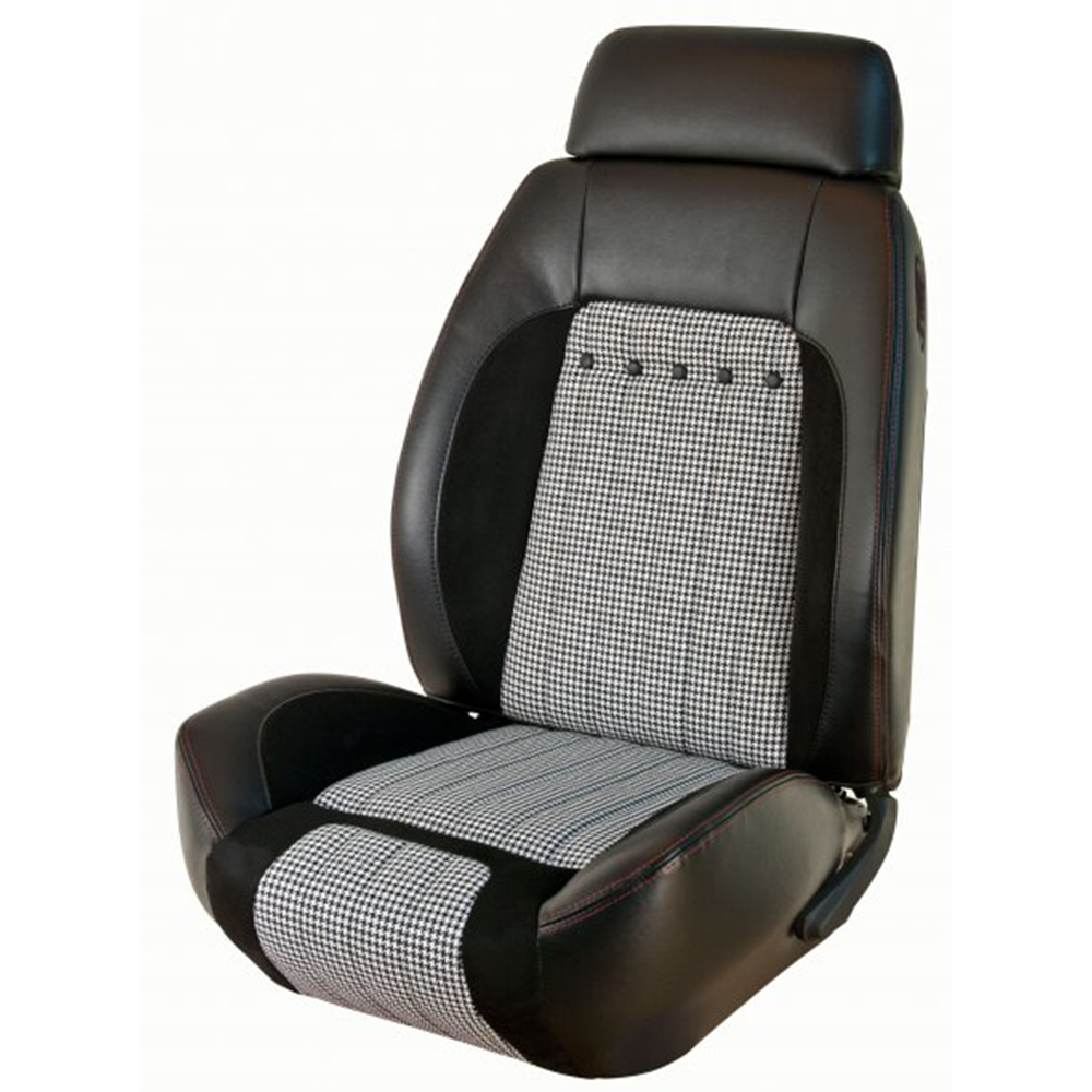 Tmi 1968 Camaro Seats W Headrests Pro Series Sport R