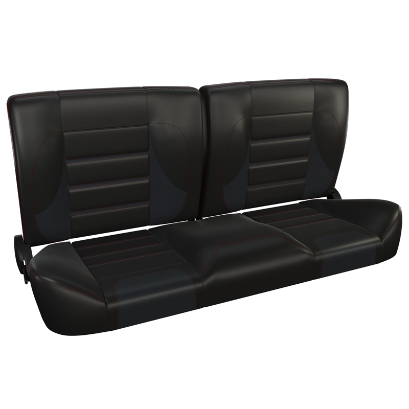 Custom TMI Pro Series Seats Classic Car Interior