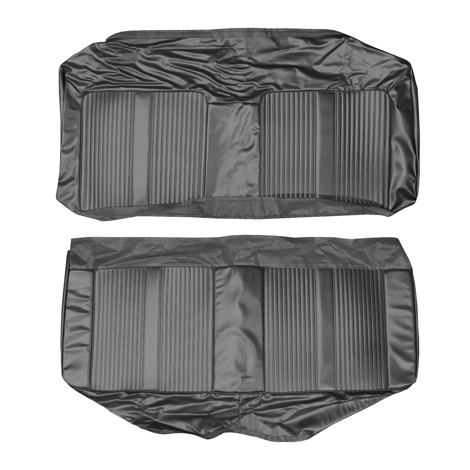1964 Pontiac Gto Lemans Seat Covers Rear Bench Hardtop