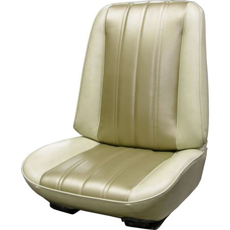 Legendary 1966 Chevelle/El Camino Front Seat Covers, Bench or Bucket ...