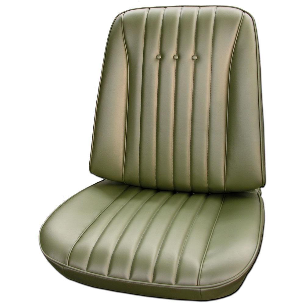 Legendary 1968 Chevelle Malibu El Camino Front Seat Covers