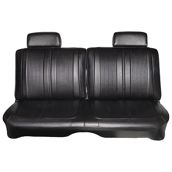 Dodge Truck Seat Covers >> 1969 Dodge Coronet Hardtop Front Split Bench Seat Cover: Classic Car Interior