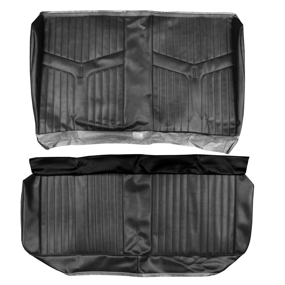 1969 Pontiac Gto Lemans Seat Covers Quot Oem Style Quot Rear