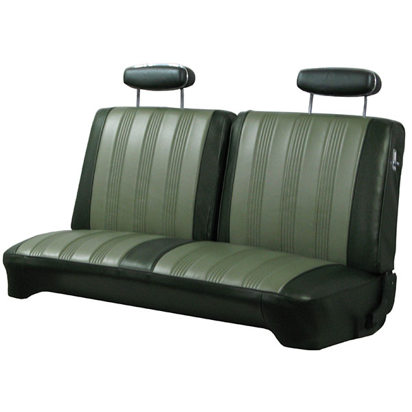 1970 Dodge Dart Custom Front Split Bench Seat Cover