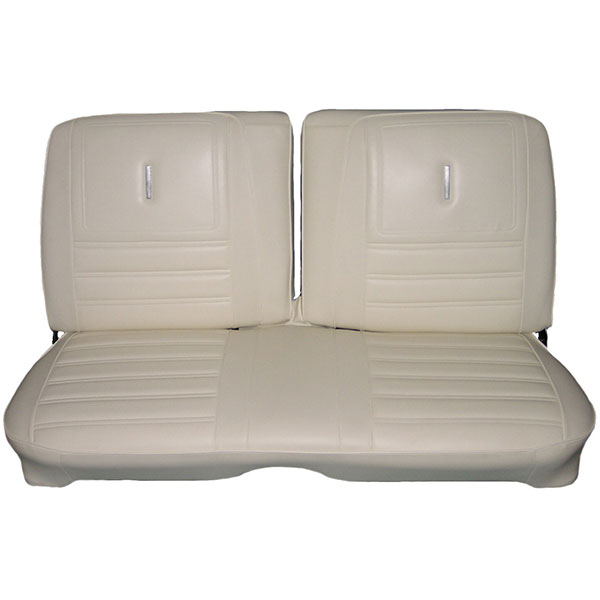 1972 Plymouth Road Runner Satellite Front Split Bench Seat