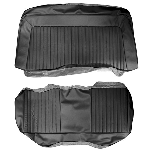 1973 Plymouth Barracuda Hardtop Rear Bench Seat Cover