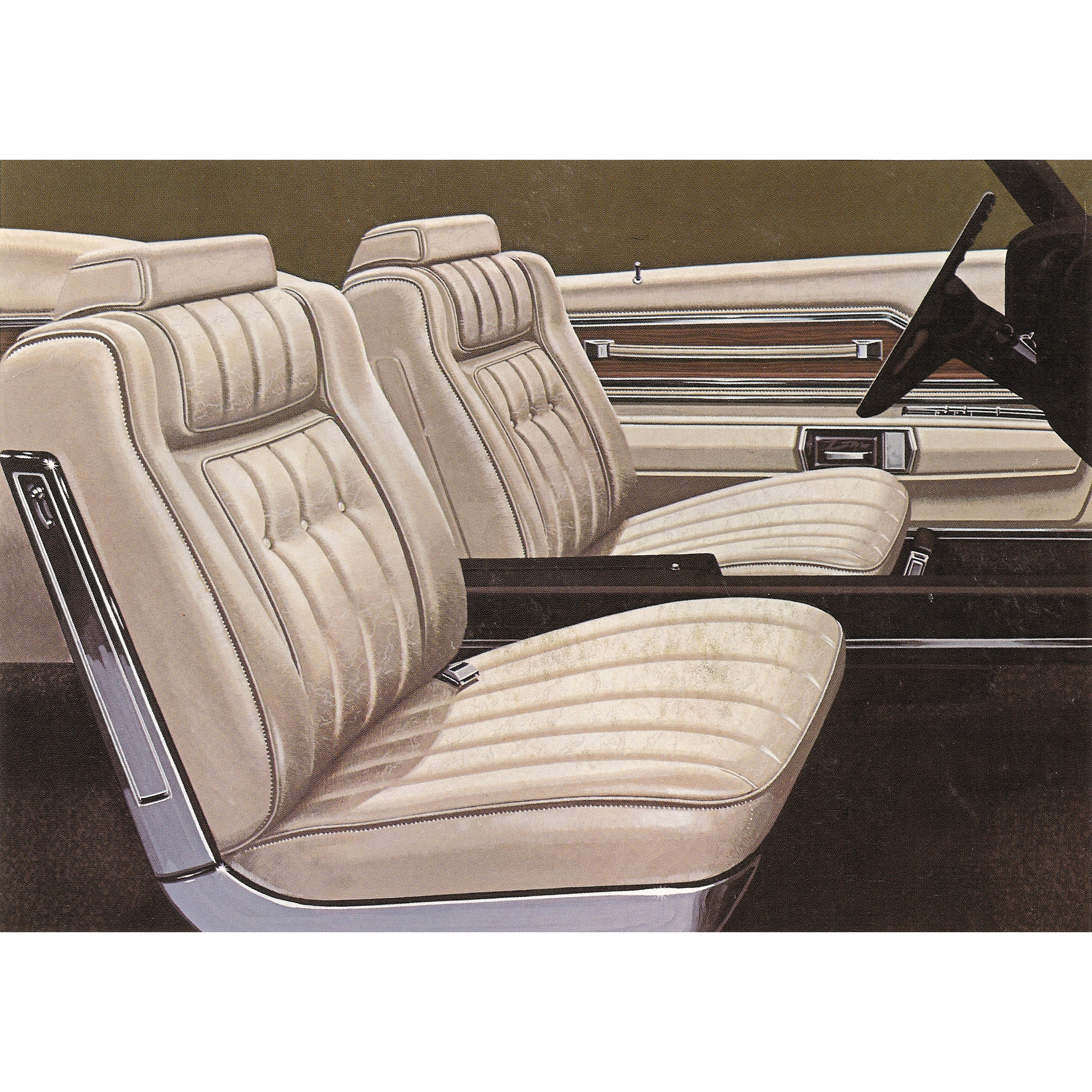 Buick Seat Covers Classic Car Interior