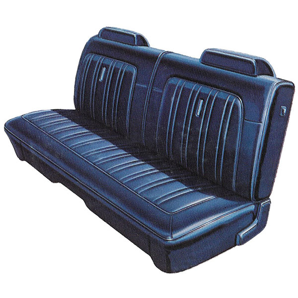 1974 Dodge Charger Front Split Bench Seat Cover Classic