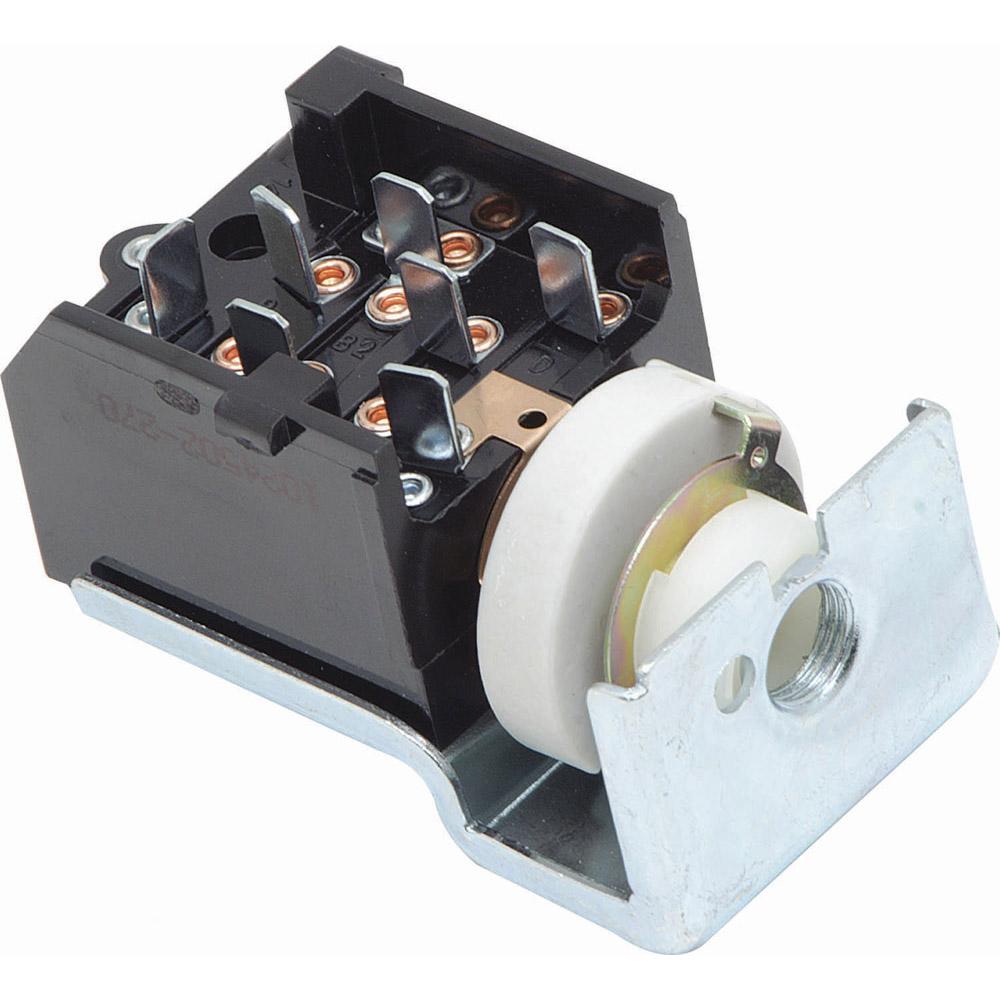 Dodge Dynasty 1989 Headlight Switch: 1962-67 Mopar B-Body- 67-69 Barracuda Headlamp Switch
