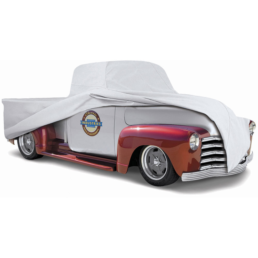 1947 1953 chevy truck car covers classic car interior 1948 Chevy Truck Interior 1947 54 chevrolet gmc shortbed truck titanium plus cover