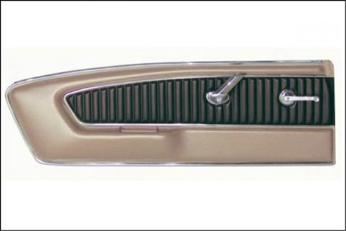 Mustang Classic Door Panels Classic Car Interior