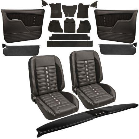 1967 1972 Chevy Gmc Truck Tmi Sport Xr Interior Kit Bucket Seats