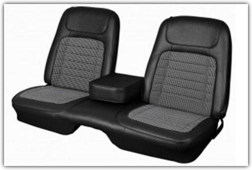Camaro Seat Covers Classic Car Interior