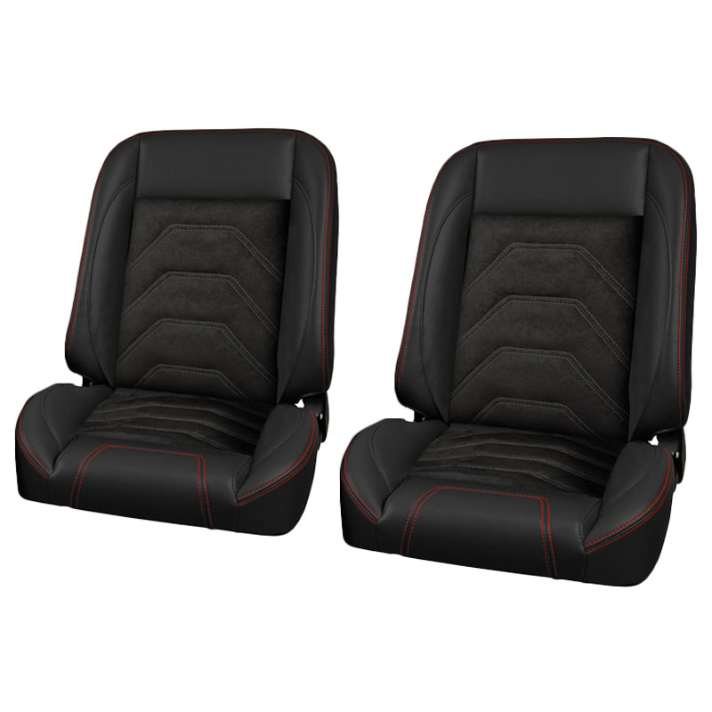 Tmi Pro Classic Sport S Bucket Seats No Console on 1993 Dodge Dakota Seats