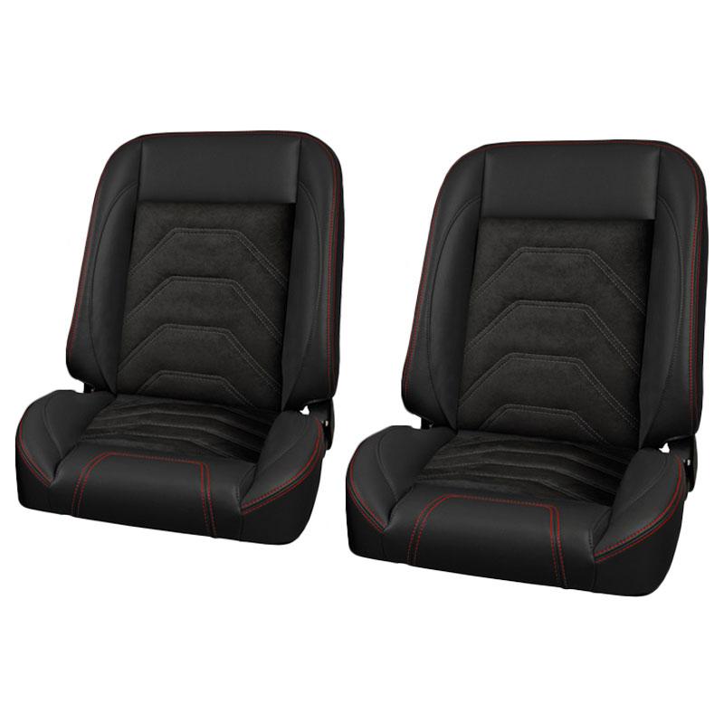 TMI Pro-Classic Truck Seats, Universal Sport S, Low Back ...
