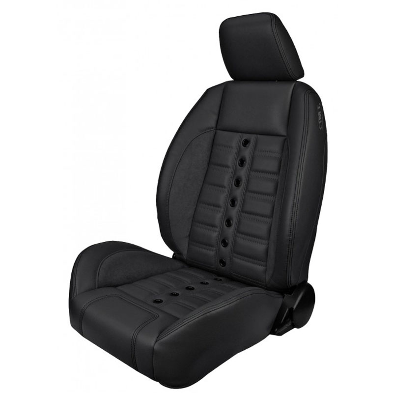 Tmi Pro Series Sport Xr Seats Low Back W Headrest Pair