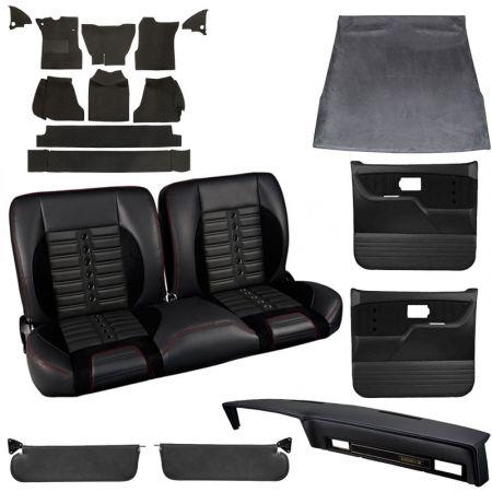 Astonishing 1973 1974 Chevy Gmc Truck Tmi Sport Xr Interior Kit Bench Seat Andrewgaddart Wooden Chair Designs For Living Room Andrewgaddartcom