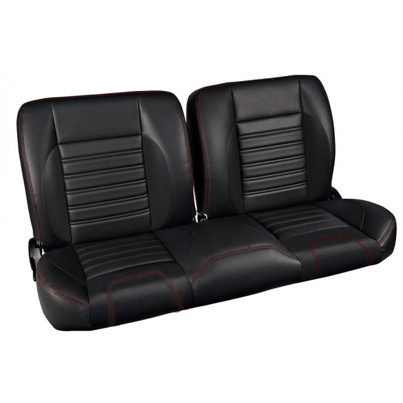 Tmi Truck Bench Seat Pro Series Universal Sport Split
