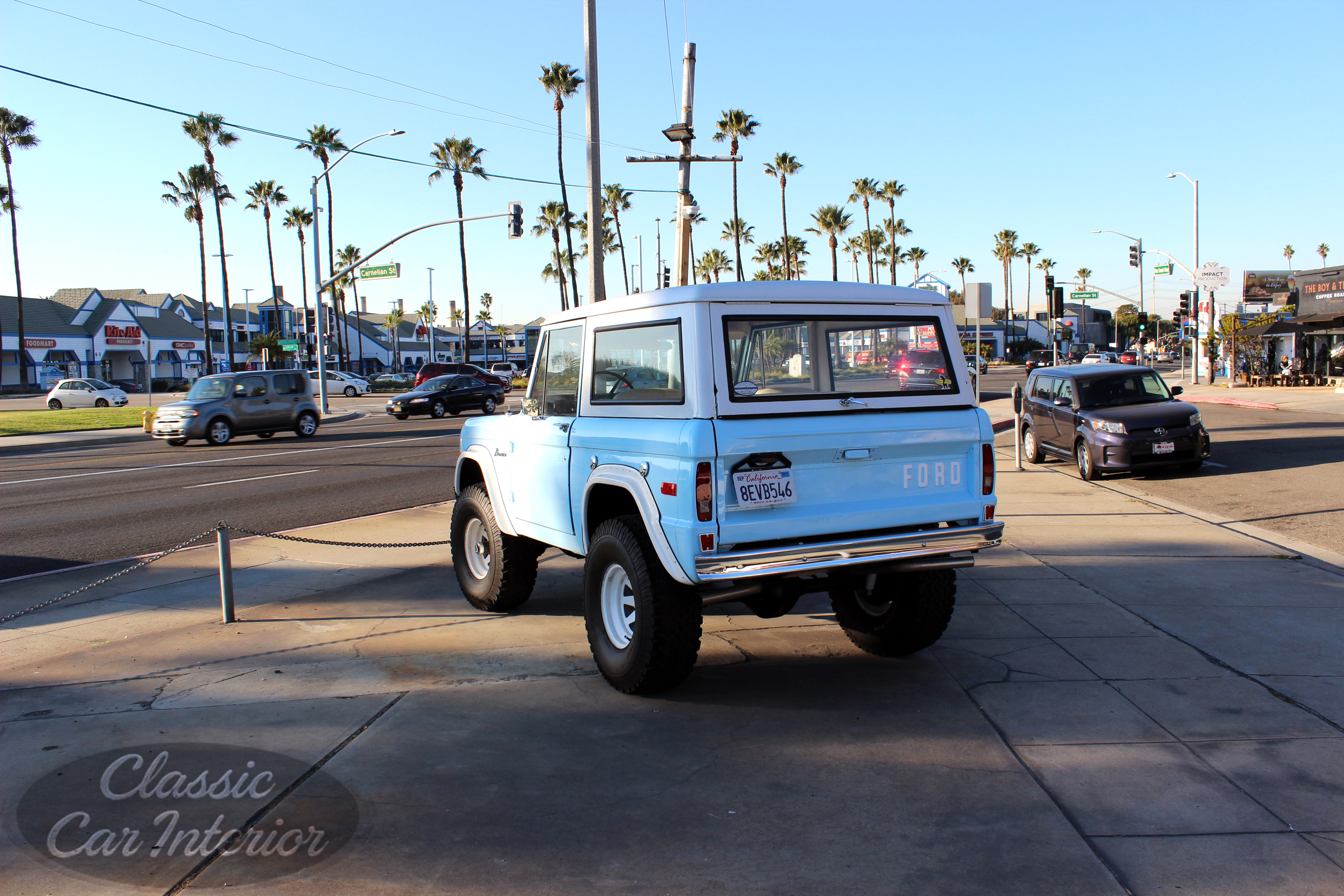 1975 Ford Bronco Sport - For Sale